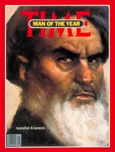 Отец Исламской революции и снова человек года по версии журнала Time (1980), Аятолла Рухолла Мусави Хомейни