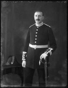 Сэр Джон Трэйл Каргилл, глава Burmah Oil Company и спаситель концессии
