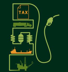 Акцизы на топливо поползут вниз с 1 июля