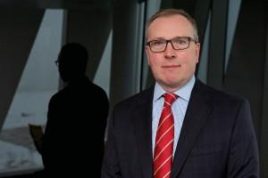 Оле Слот Хансен, Saxo bank