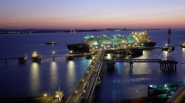 СПГ-танкер в Южной Корее. Участники отрасли надеются, что новые азиатские хабы дадут импульс рынку (Kogas)