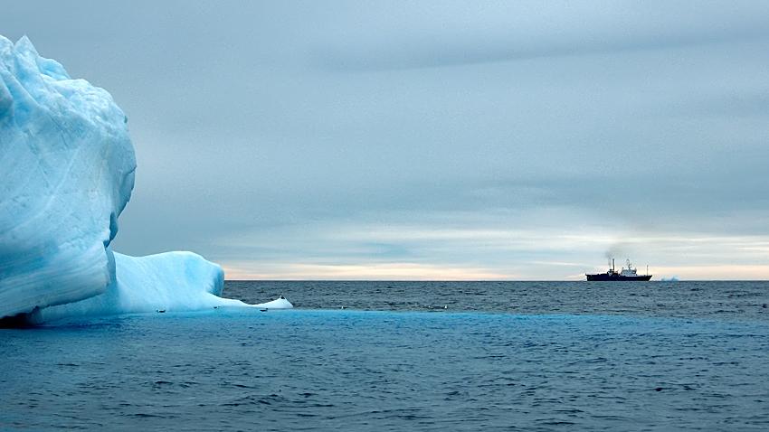«Росгеология» идет в Арктику