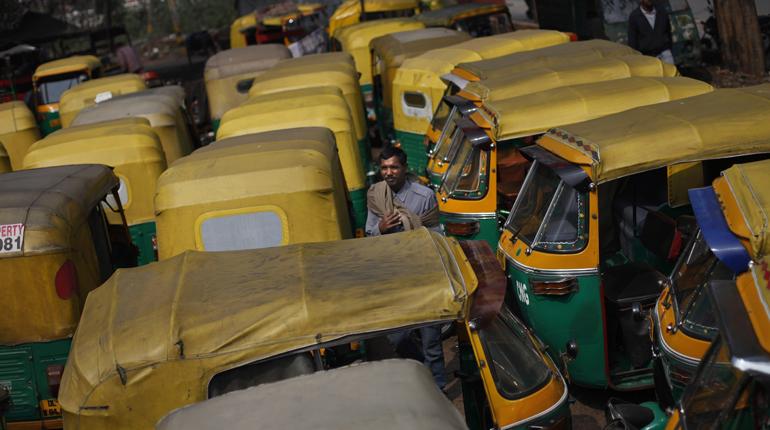 Индия хочет увеличить долю СПГ в балансе транспортного топлива