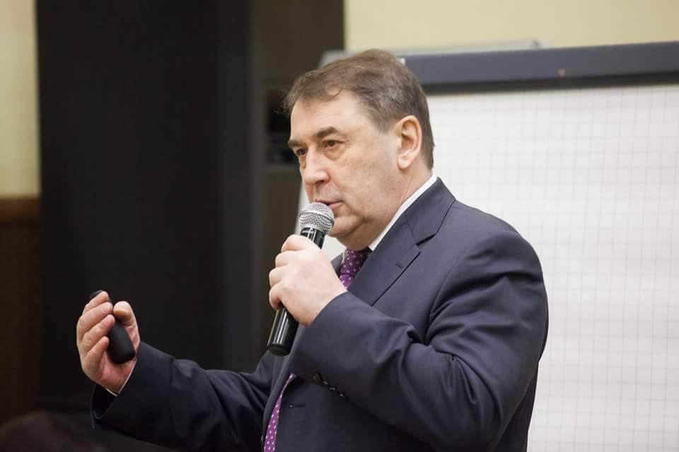 Андрей Алексеевич Нечаев, министр экономики России (1991—1993)