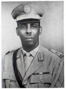 Мохаммед Сиад Ба́рре, президент Сомалийской Демократической Республики в 1969—1991 годы.