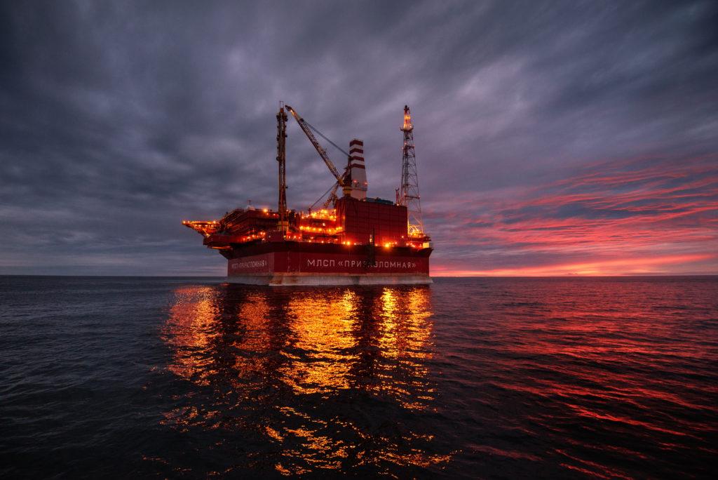 1760 т нефти в сутки – новый дебит скважины на Приразломном