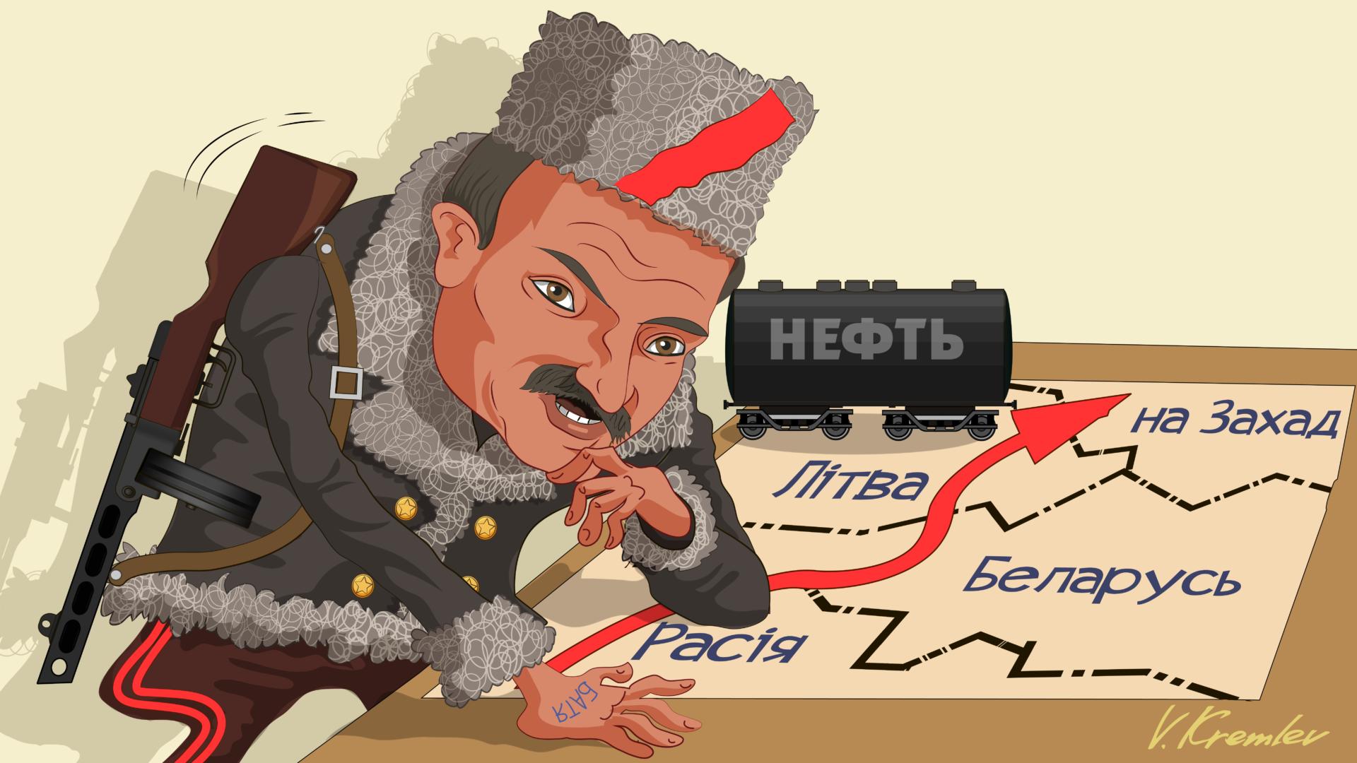 Сколько стоят России поставки нефти в Белоруссию