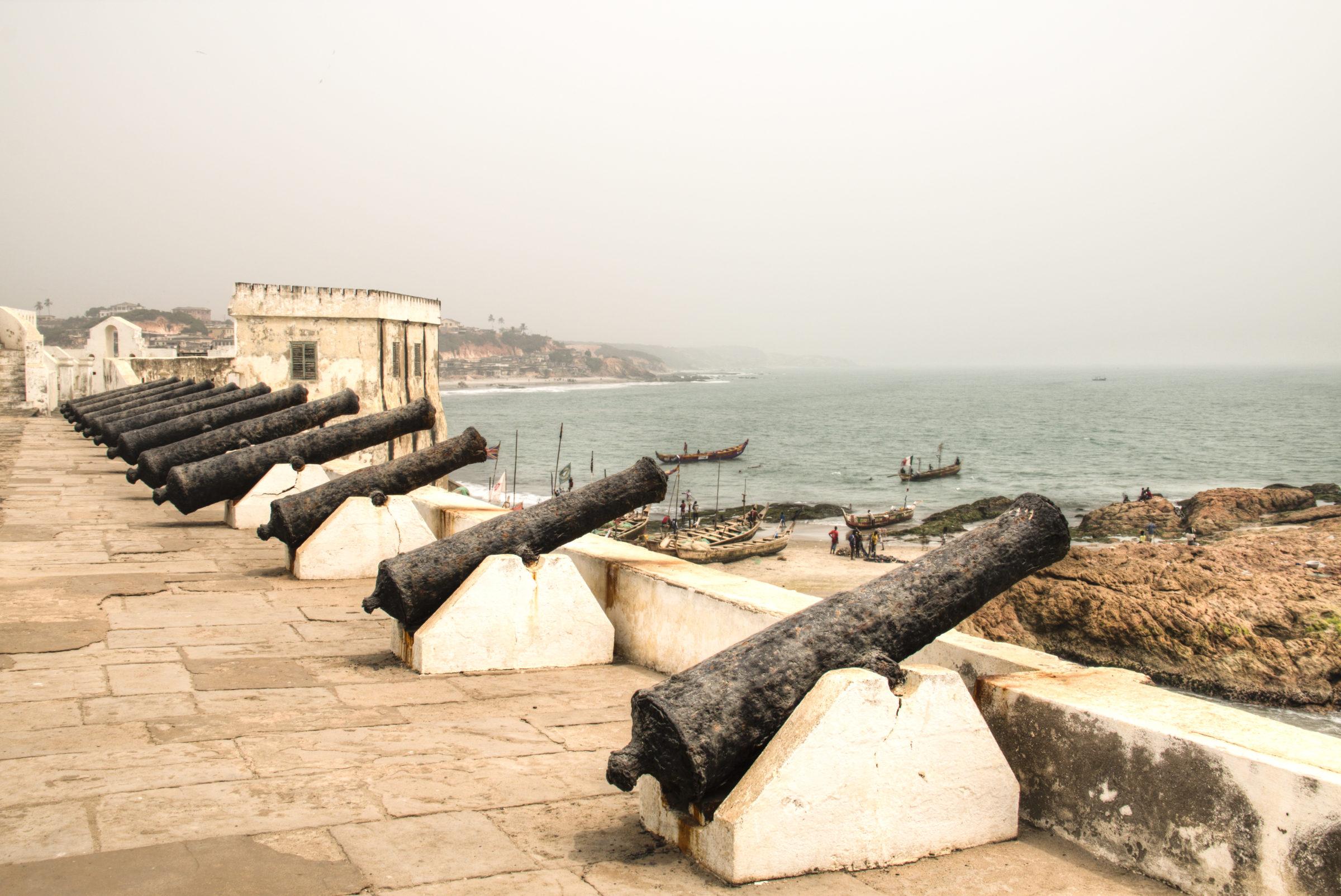 Даль Гвинейского залива (продолжение)