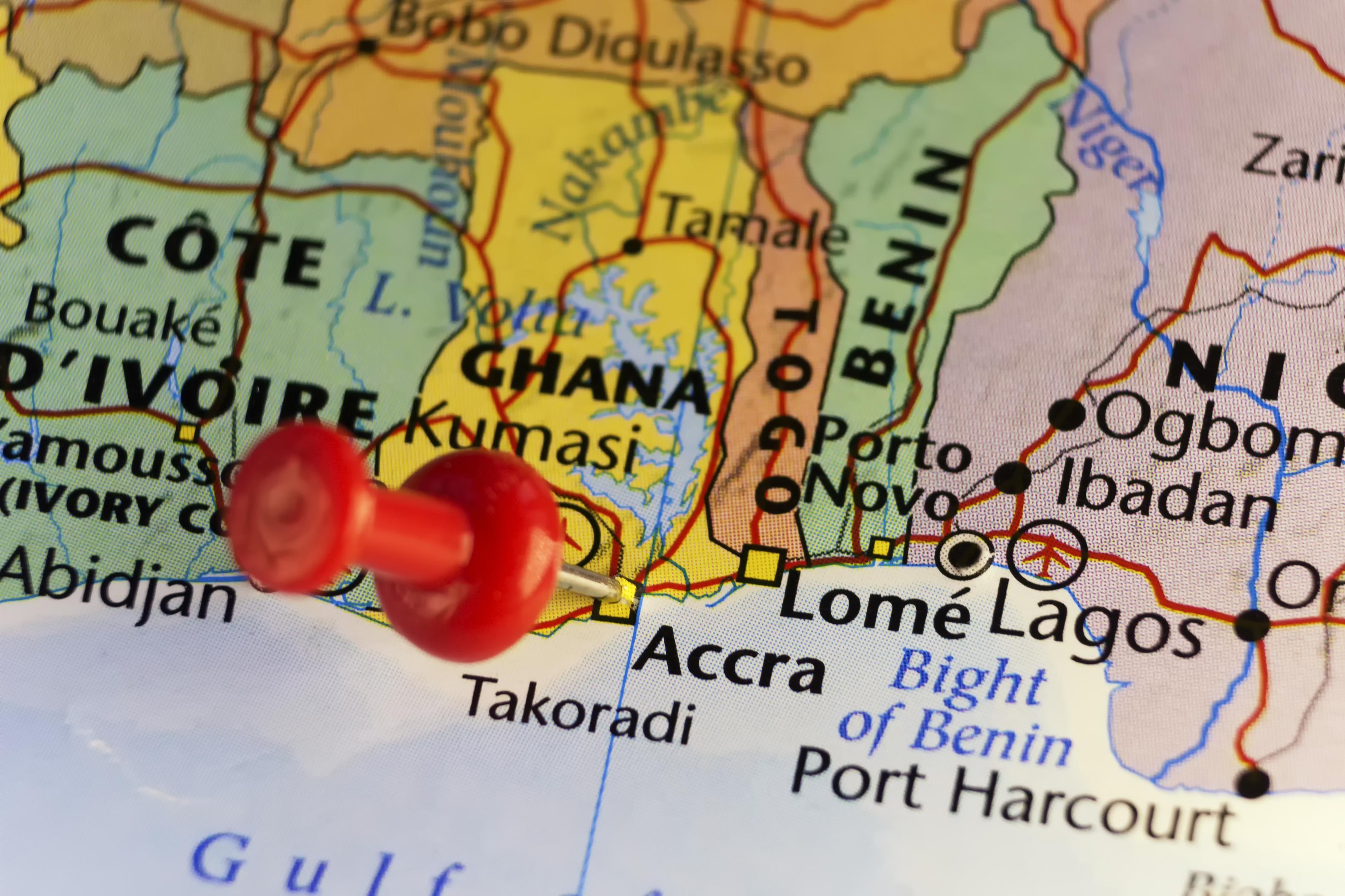 Даль Гвинейского залива