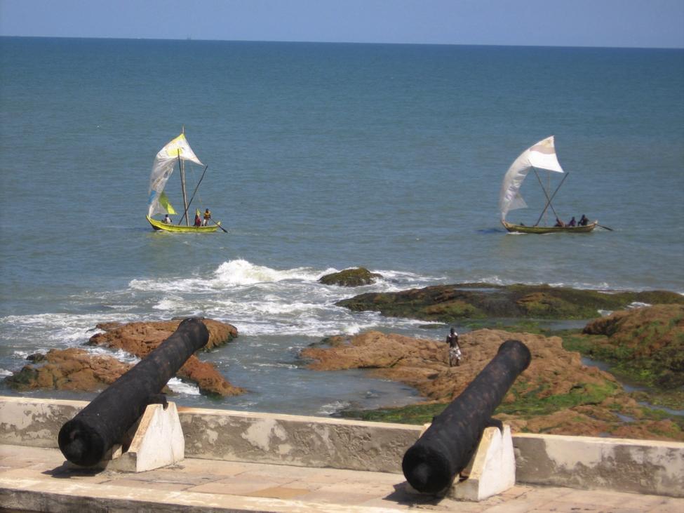 Даль Гвинейского залива (окончание)