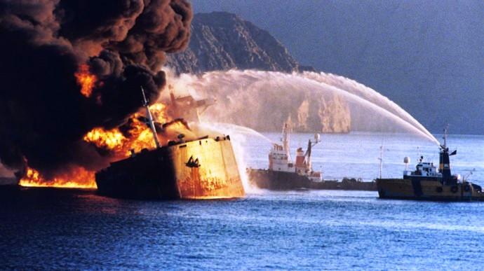 Танкерная война в Персидском заливе