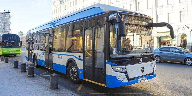 Москва переходит на электробусы к 2030 г.