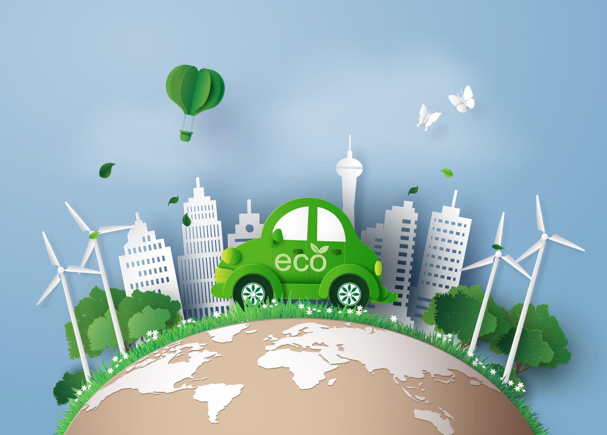 Водород для грузовика «из-под коровки» и собственные батареи для электромобилей. Shell на пути трансформации