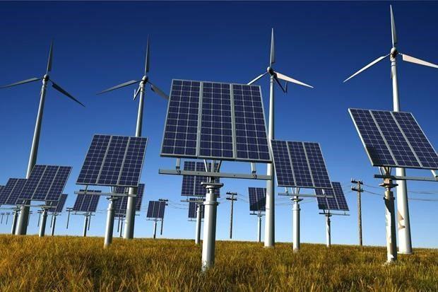 Украина переходит на возобновляемые источники энергии. Три украинских города решили перейти на 100% ВИЭ