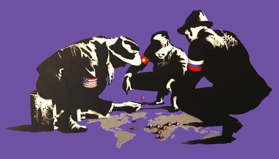 Игры в геополитику на фоне пика нефтедобычи