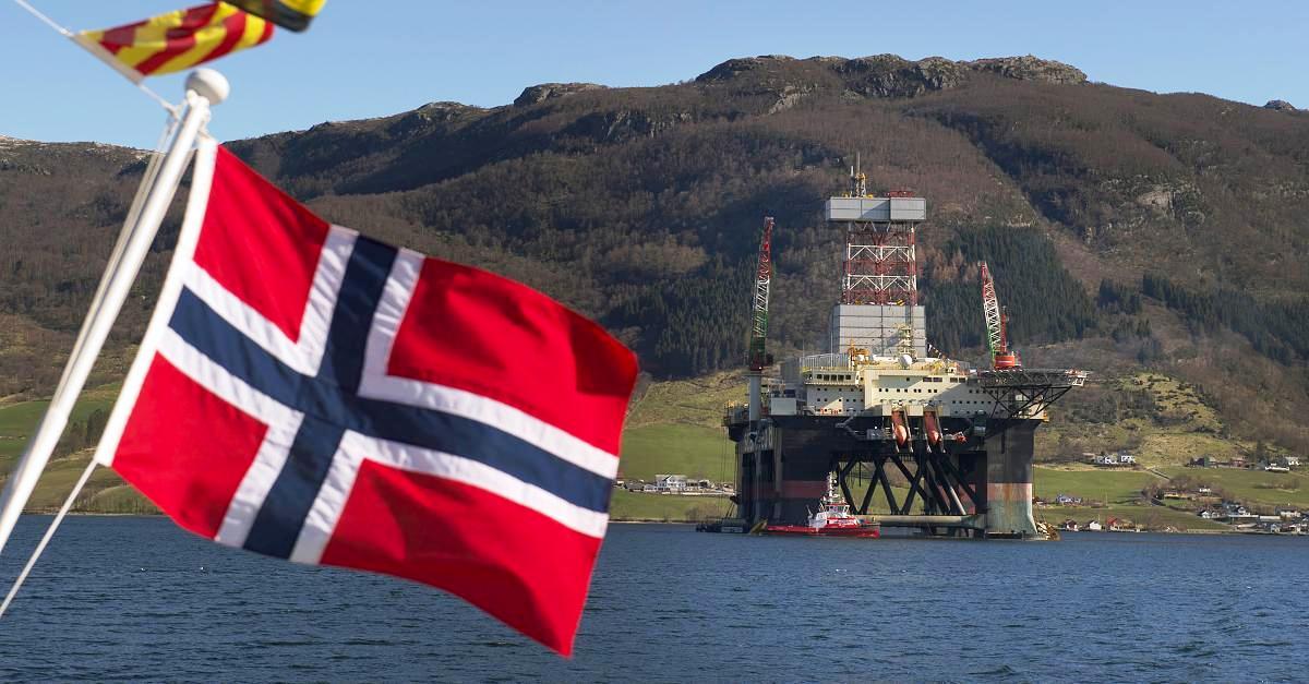 Богатство страны викингов