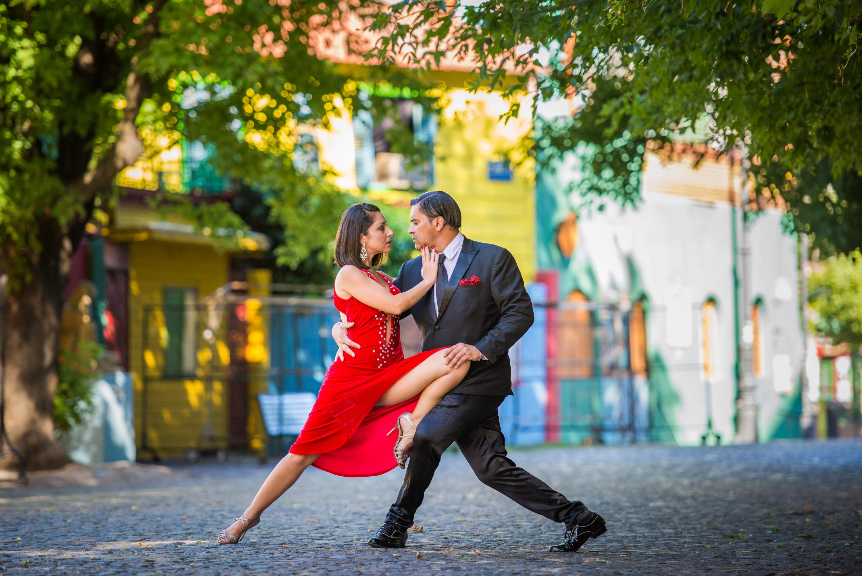 Аргентинское танго для «двадцатки»