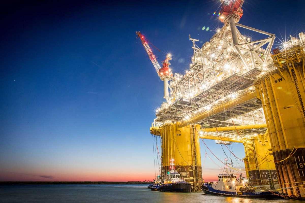 У Shell новое глубоководное открытие