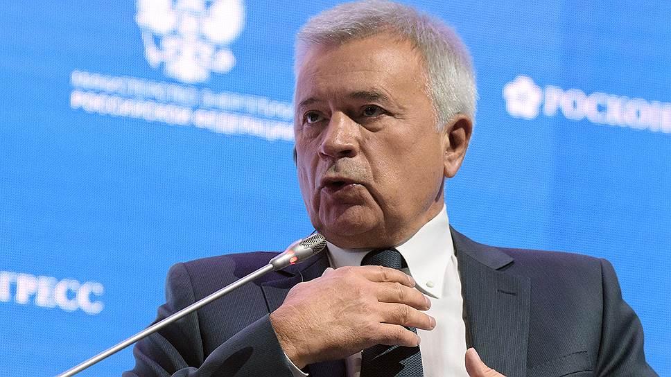 Вагит Алекперов: комфортный уровень цены на нефть  $60–70 за баррель