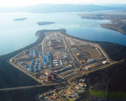 «Дальневосточному СПГ» нужны инвестиции японских и индийских партнеров