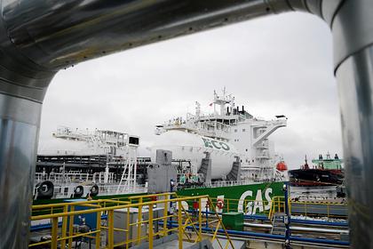Россия обогнала США по объему экспорта СПГ в Европу