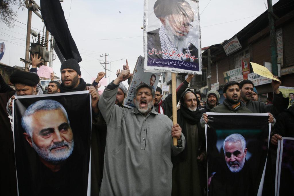Американо-иранский конфликт и нефть