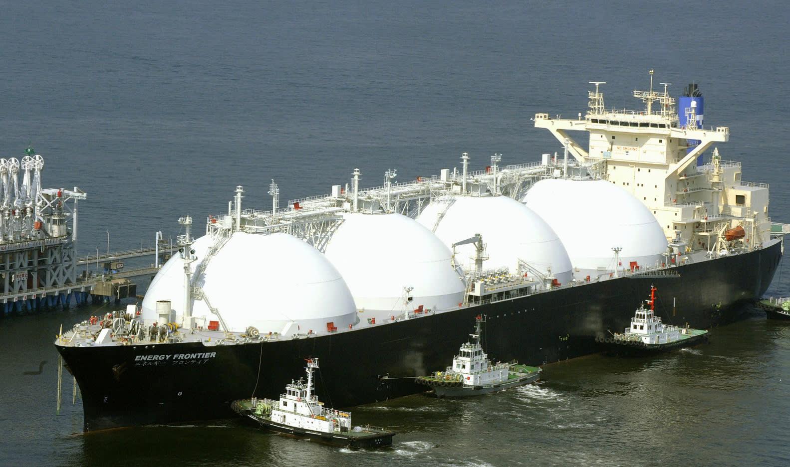 Сжиженный природный газ «Сахалина-1» придет японским потребителям в 2027 г.