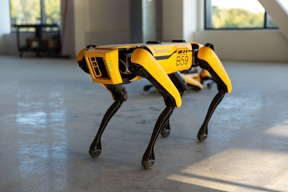 Электрический пёс