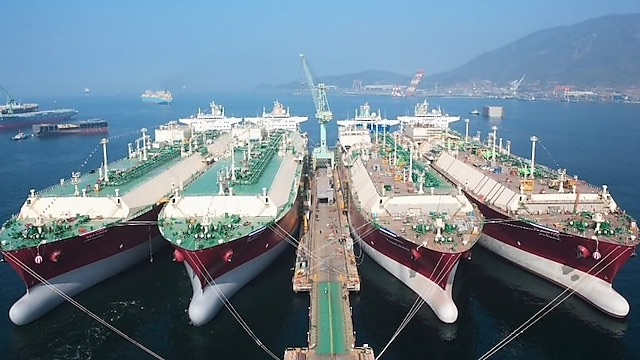 Shell прогнозирует удвоение мирового спроса на СПГ до 700 млн т к 2040 г.