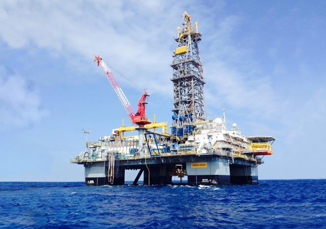 Eni открыла нефтяное месторождение на шельфе Мексики
