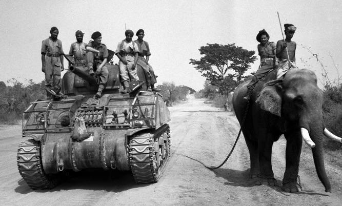 Индия — Бирма — Китай (послесловие)
