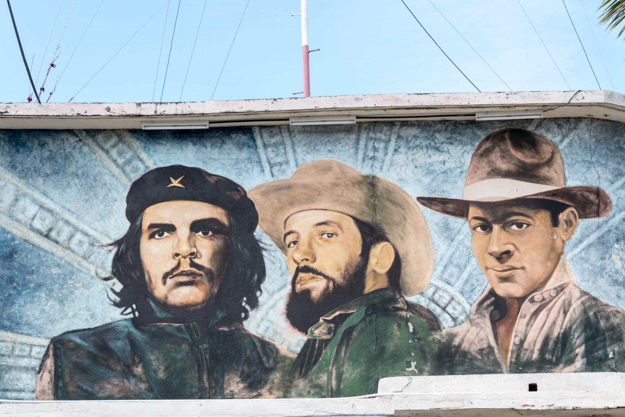 Нефть преображенной Кубы: 36 лет назад